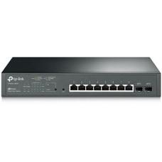 Bộ chia mạng cấp nguồn POE TP-LINK T1500G-10MPS