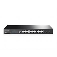 Bộ chia mạng   JetStream 24-Port Gigabit L2 Managed Switch with 4 SFP Slots TP-LINK TL-SG3428
