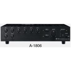 Tăng âm truyền thanh 60w - 2 vùng loa TOA model A-1806