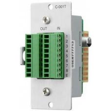 Modul ngõ vào ra điều khiển TOA model C-001T