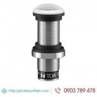 Micro tụ điện (ghi âm) TOA model EM-600