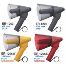 Megaphone cầm tay chống nước 3-4w TOA model ER-1203