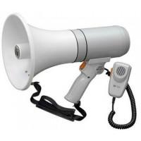 Megaphone cầm tay , đeo vai , micro rời 15-23w TOA model ER-3215