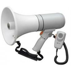 Megaphone cầm tay, đeo vai , micro rời 15-23w TOA model ER-3215