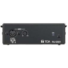 Bộ điều khiển khuyếch đại PM-660 TOA model RU-2001