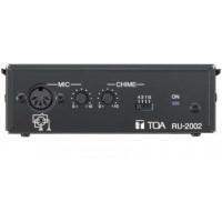 Bộ điều khiển khuyếch đại PM-660D TOA model RU-2002