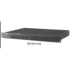 Bộ chọn 10 vùng loa và tín hiệu TOA model SS-2010