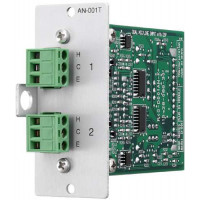 9000 series plug-in module Toa AN-001T