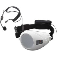 Personal PA system - White Toa ER-1000A-WH