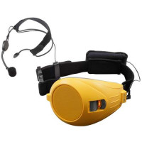 Personal PA system - Yellow Toa ER-1000A-YL