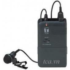 Micro không dây VHF cài áo TOA model WM-3310