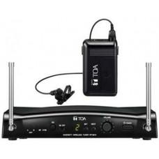 Bộ micro không dây cài áo - YPM-5310 TOA model WS-5325M F01