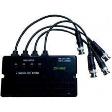 Bộ chuyển đổi IP sang analog GrandStream CI04-ASP
