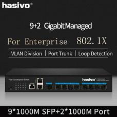 Switch HASIVO S1100W-9S-2G