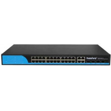 Switch PoE Gigabit 10/100/1000 HASIVO S5800P-24G-4TC