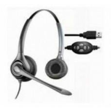 Tai nghe Call center-Nghe 2 bên tai  VBET VT6000UNC-D