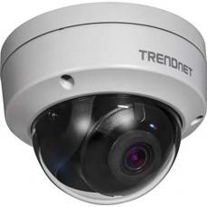 Camera quan sát Indoor/Outdoor 5MP H.265 WDR PoE IR Dome Network Camera Trendnet TV-IP317PI