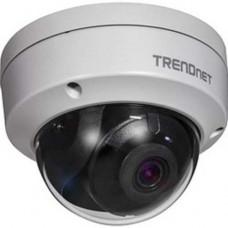Camera quan sát Indoor/Outdoor 8MP 4K H.265 WDR PoE IR Dome Network Camera Trendnet TV-IP319PI