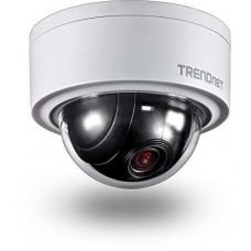 Camera quan sát Indoor / Outdoor 3MP H.265 Motorized Dome Network Camera Trendnet TV-IP420P