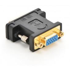 Bộ chuyển đổi DVI24+1 đực ra HDMI cái model 20124 đen Ugreen 20124