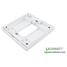 HDMI panel frame 86 module supporting frame model 20136 đen Ugreen 20316