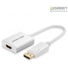 Bộ chuyển đổi cáp DP đực ra HDMI cái model 20411 Ugreen 20411
