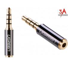 Bộ chuyển đổi 3.5mm đực ra 2.5mm cái model 20502 Ugreen 20502
