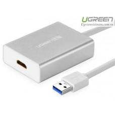 Bộ chuyển đổi new USB 3.0 ra HDMI model 40229 80CM 80CM Ugreen 40229