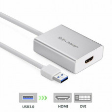 NEW USB 3.0 ra HDMI +3 port USB 3.0 model 40257 80CM 80CM Ugreen 40257