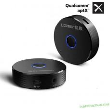 Bộ chuyển đổi với SRRC/BQB Certificate) Wireless bluetooth 4.2 APTX Receiver Audio model CM105 đen Ugreen 40758