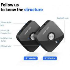 Bộ chuyển đổi Wireless bluetooth 4.1 Receiver Audio model CM122 đen Ugreen 30444