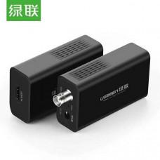 Bộ chuyển đổi âm thanh & hình ảnh HDMI ra SDI model CM132 đen Ugreen 40966
