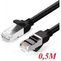 Cáp Cat 6 LAN model NW101 đen 3M Ugreen 50193