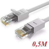 Cáp Cat6 UTP LAN model NW102 trắng 10M Ugreen 20179