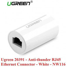 Thunder RJ45 ethernet connector Anti model NW116 trắng Ugreen 20391