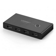 Hộp chuyển 2 in 4 Out USB2.0 Sharing model US216 USB 3.0 USB 3.0 Ugreen 30768