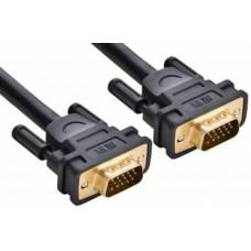 Cáp VGA đực ra đực model VG101 đen 1.5M Ugreen 11630