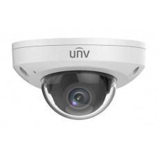 Camera IP Dome 2Mp chuẩn nén Ultra265 hiệu Uniview UNV IPC312SR-VPF28-C