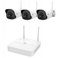 Đầu ghi hình wifi 4 kênh NVR301-04LB-W  Unview UNV KIT/ NVR301-04LB-W/4*2122SR3-F40W-D