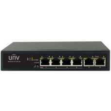 Switch POE 4 cổng  Unview UNV NSW2010-6T-POE-IN