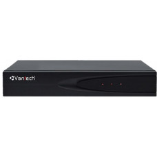 Đầu ghi HD All in one Vantech 16 kênh model VP-1668N-H265+