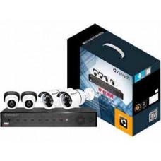 Bộ Kit đầu ghi và 4 camera không dây Vantech VP-K12NVR