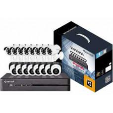 Bộ Kit đầu ghi và 16 camera không dây Vantech VP-K1611ATC