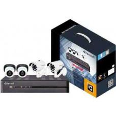 Bộ Kit đầu ghi và 4 camera không dây Vantech VP-K411ATC