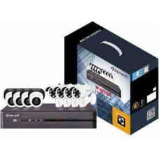 Bộ Kit đầu ghi và 8 camera không dây Vantech VP-K811ATC
