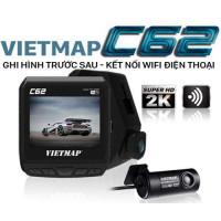 Giảm tiền còn 3.173.000 khi mua Bộ VietMap C62 (Camera hành trình ghi hình trước sau kết nối Wifi)