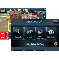 Giảm giá còn 2.670.000 đ khi mua Thiết bị Áp suất lốp TIRESAFE D10E Tích hợp với Camera VietMap Papago S70G