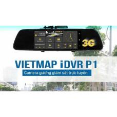 Bộ VIETMAP IDVR P1 (Camera gương giám sát trực tuyến)
