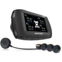 Giảm giá còn 2.690.000 vnd khi mua Thiết bị Áp suất lốp TIRESAFE D10E Tích hợp với Camera Vietmap Papago S70G
