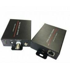 Bộ chuyển đổi tín hiệu mạng và cấp nguồn POE qua cáp đồng trục CRAIG SECURITY NETWORK CS-7601EC